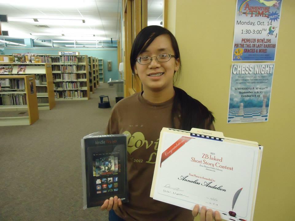 Teen Short Story Contest 2009 - Teen - Photo Xxx-9246