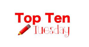 top ten tuesday logo