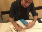 adam silvera signing