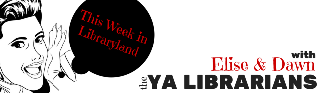 this week in libraryland