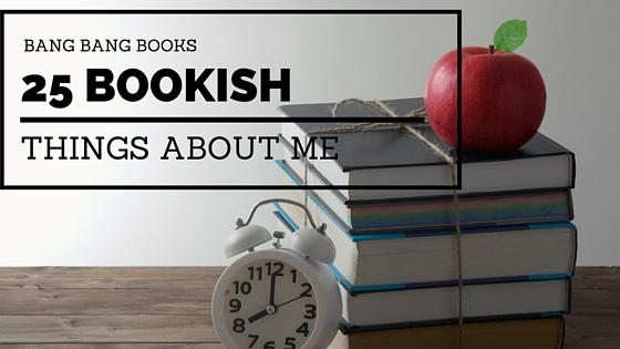 25 Bookish