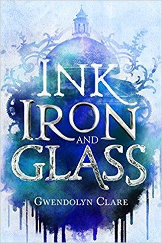 ink iron glass